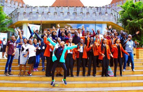 Au Kenya, un sommet Google Web Rangers