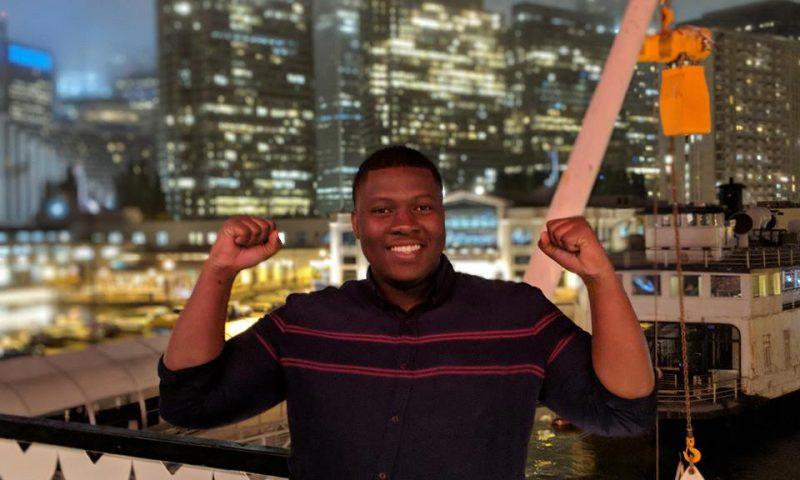 Le développeur togolais Wisdom D'Almeida débarque chez Google