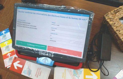 Machine à voter en RDC : Difficile de concilier technologie et démocratie