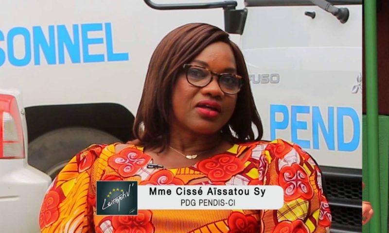 CI : Le prix entrepreneuriat et leadership féminin remis à Aïssatou Cissé