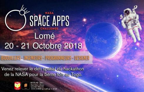 Le Togo s'apprête pour l'International Space Apps Challenge