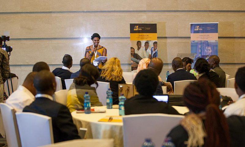 L'entrepreneuriat au cœur de l' « Africa Talks Jobs »