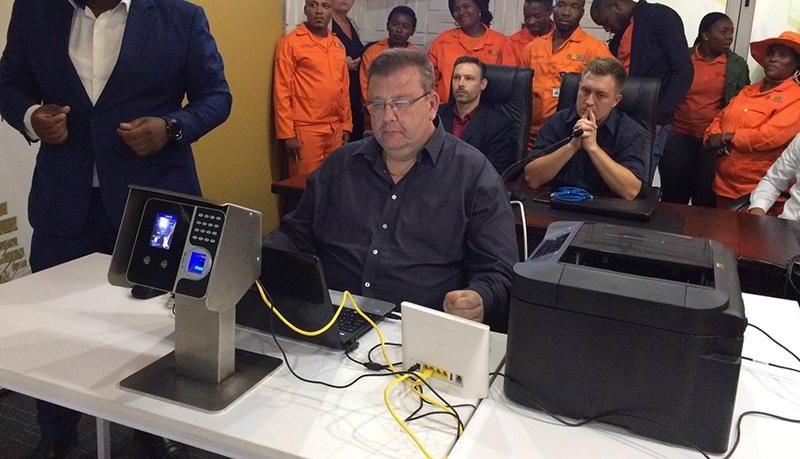 Afrique du sud: La technologie pour la transparence dans l'administration