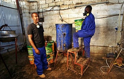 Zambie: Tapera redonne vie aux huiles alimentaires usagées