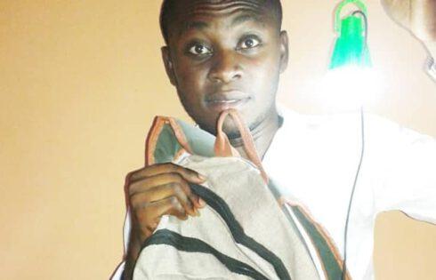 Togo: Edem Agbeko veut multiplier ses sacs solaires