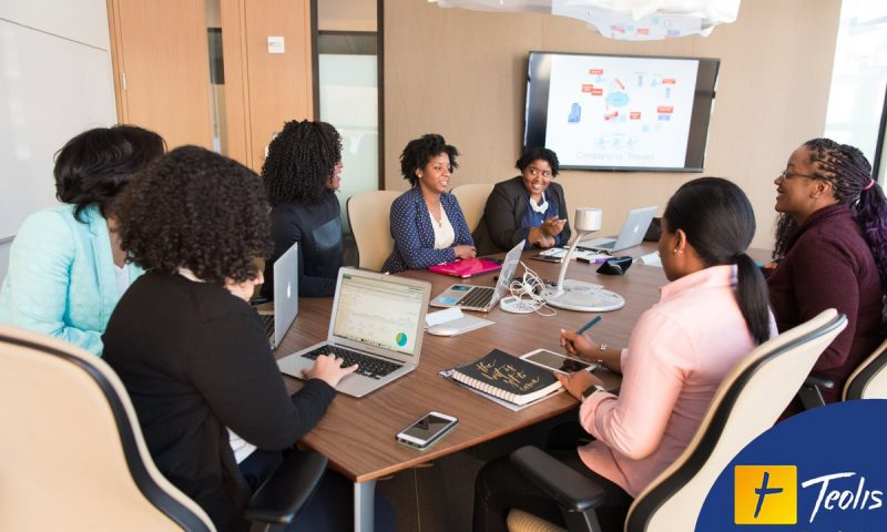 Dig-it-all a formé des femmes sur les bases de l'informatique