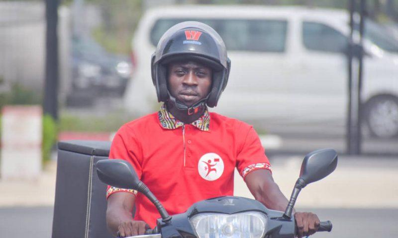 Togo: Kaba Delivery vous livre vos plats à la minute