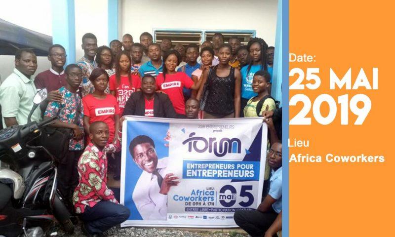 Togo: l'édition 2 du forum ''Entrepreneurs pour Entrepreneurs'' s'annonce pour mai 2019