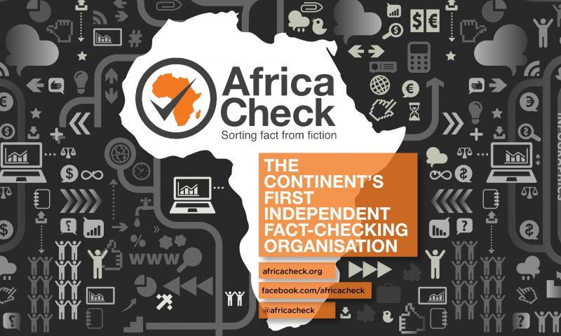 Google AI Impact Challenge, Africa Check parmi les lauréats
