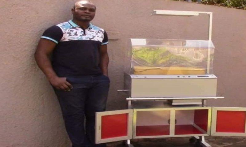 Cameroun : Une couveuse néonatale made in Dschang primée à Paris