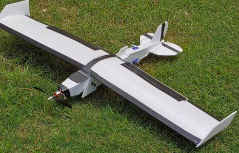 Tech: Le Togolais Sam Kodo fabrique un drone agricole