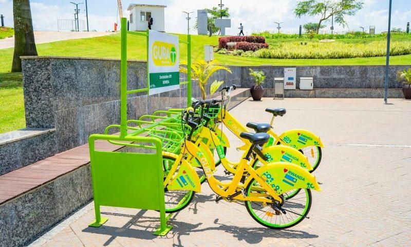 Au Rwanda, les vélos électriques gagnent du terrain