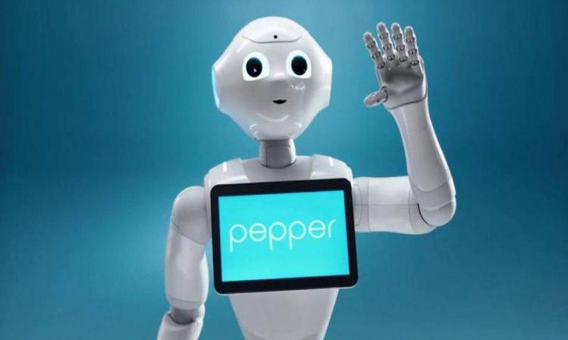 Le seul robot humanoïde Pepper de l'Afrique se trouve en Côte d'Ivoire