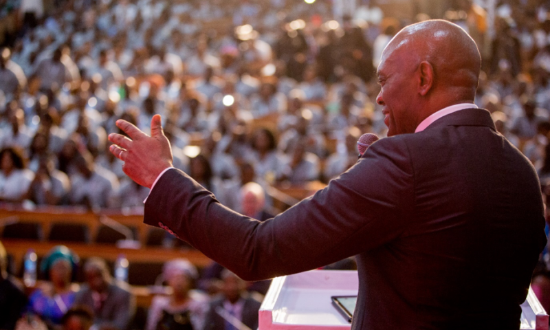 Tony Elumelu attend plus de 5000 entrepreneurs à Abuja