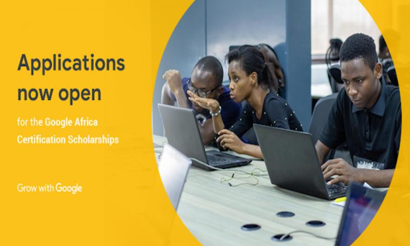 Le programme de certification Google Africa , ouvert aux développeurs