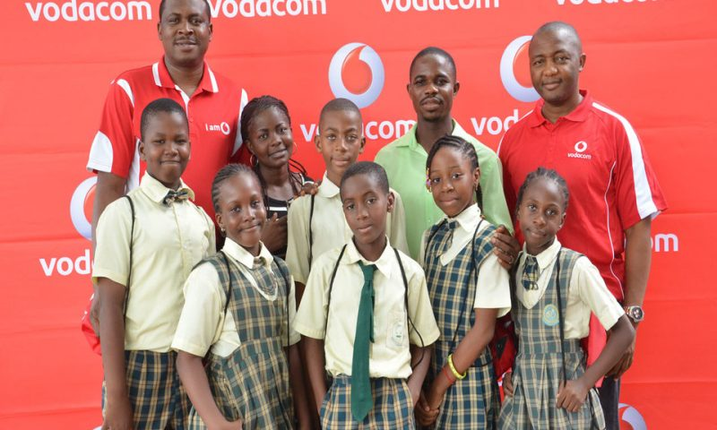 Au Nigeria, Vodacom forme les élèves sur la robotique