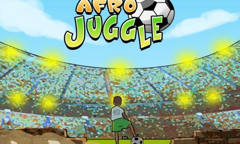 Afro Juggle Challenge, un nouveau jeu vidéo de foot
