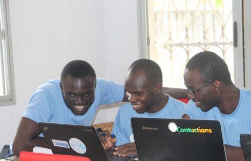 Africa TechUp Tour, 3 projets retenus pour le compte du Togo