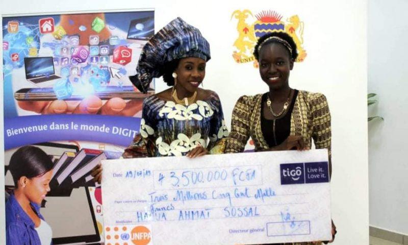 Kelou Digital Challenge : Tigo Tchad récompense les lauréates