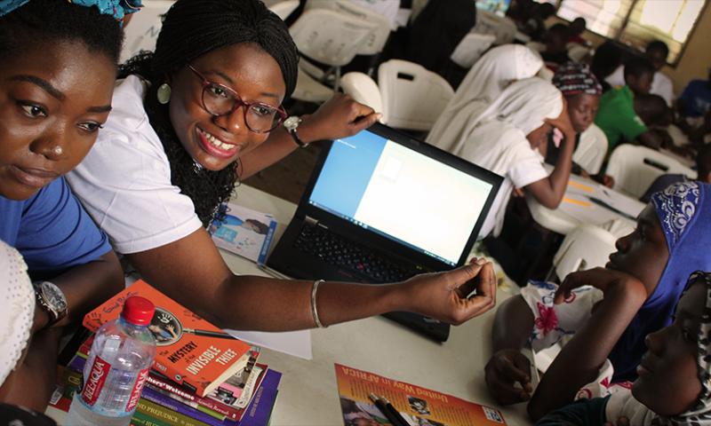 Au Ghana,FemITI 2.0 initie 50 000 filles au numérique