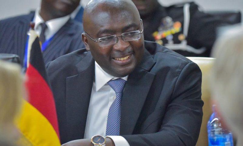 Ghana: Le vice-président Dr Bawumia,primé leader numérique de l'année