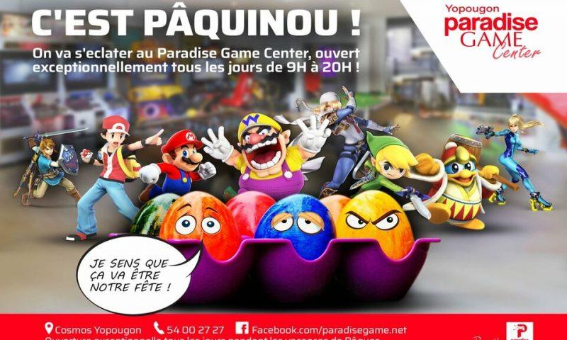 Côte d'Ivoire :Paradise Game ouvre un centre de jeu vidéo