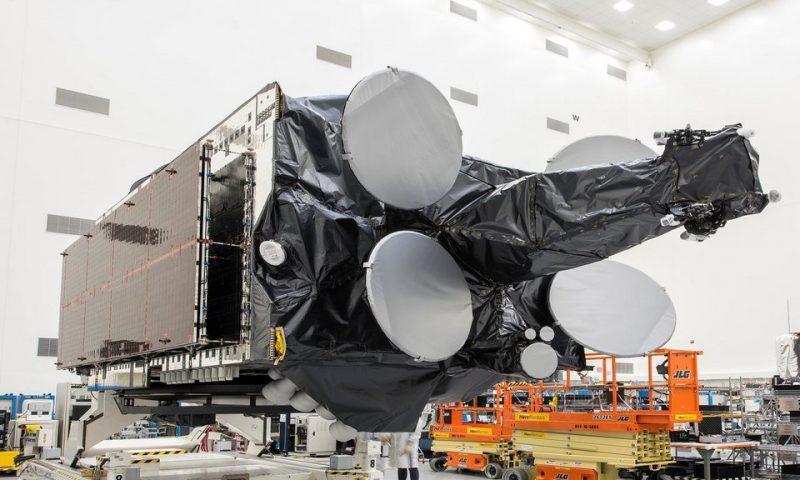 L'Afrique sera couverte par le satellite israélien Amos 17
