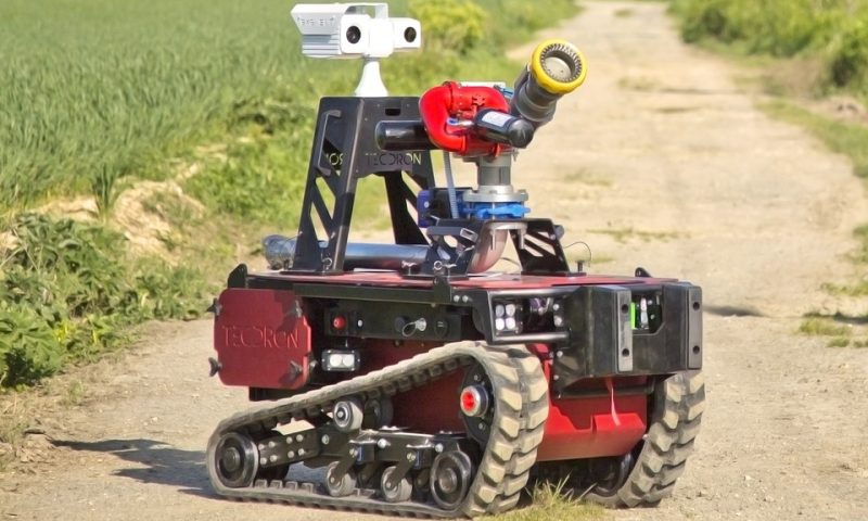 L'armée malienne veut tester des robots militaires à partir de 2020