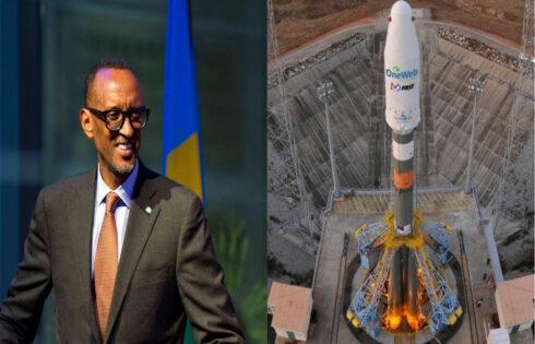 Rwanda: Un satellite pour connecter les écoles reculées