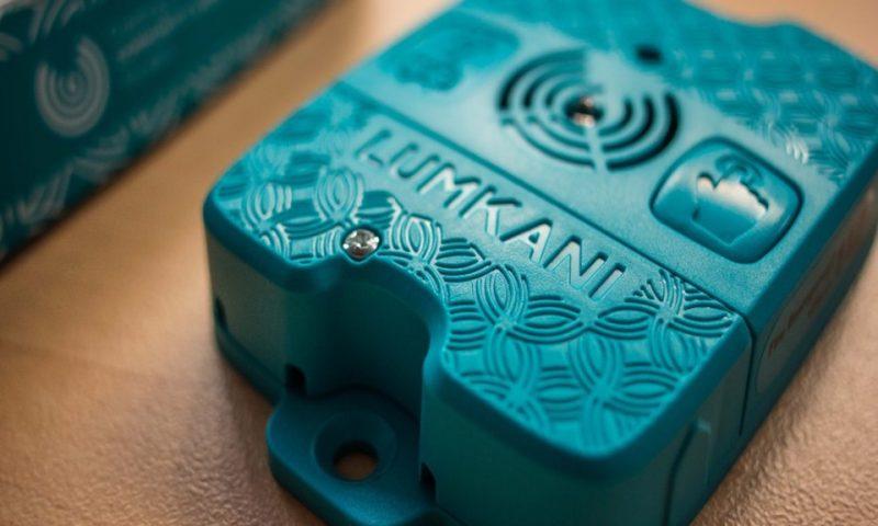 Afrique du Sud: Le kit Lumkani pour la détection d'incendie
