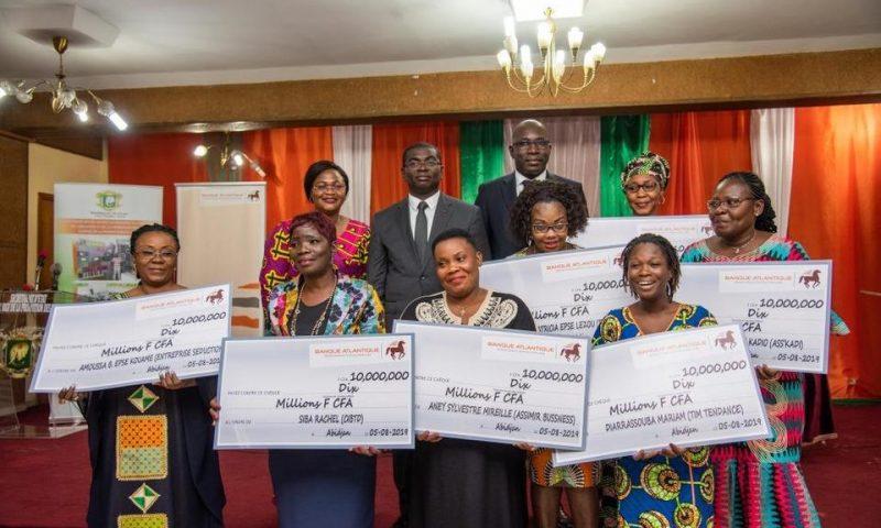 Côte d'ivoire : 447,5 millions FCFA pour 30 nouvelles entrepreneures