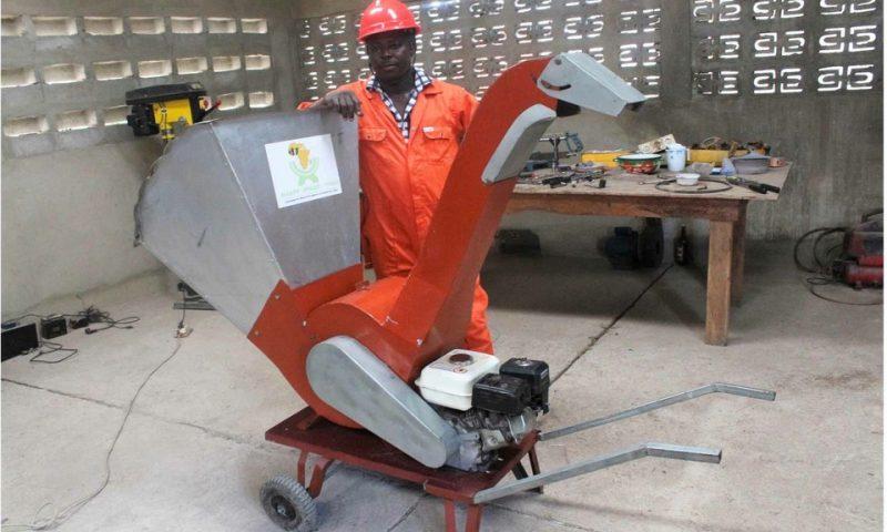 Guema Concept fabrique des machines agricoles au Togo