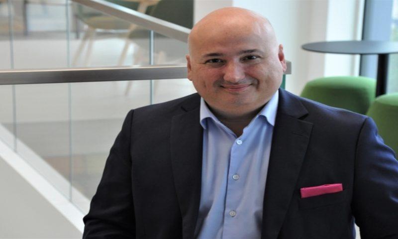 Ericsson :Fadi Pharaon , nouveau responsable Afrique et Moyen-Orient