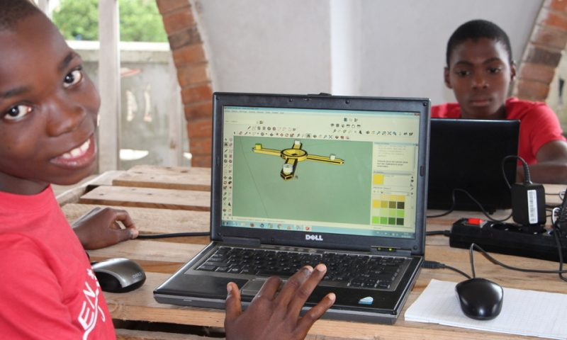 Togo: Inscrivez gratuitement vos enfants au camp de code du WɔɛLab