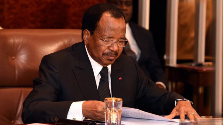 Paul Biya soutient les jeunes entrepreneurs avec 30 millions FCFA