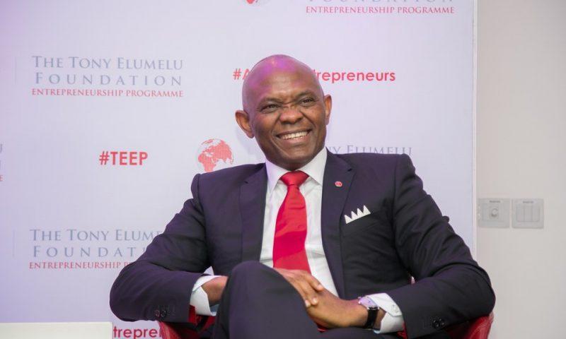 Tony Elumelu plaide en faveur des entrepreneurs africains au Japon