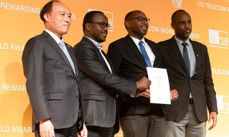 Irembo remporte le prix mondial de l'innovation ITU Telecom
