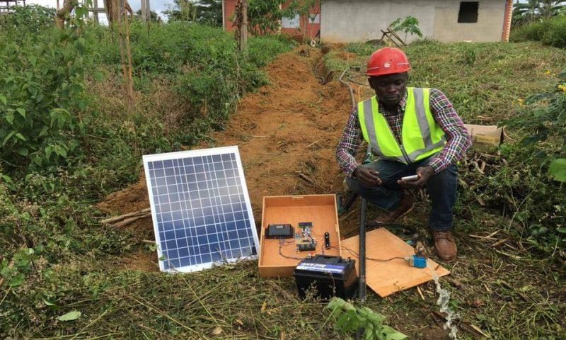Cameroun : Agropad permet d'irriguer son champ par SMS