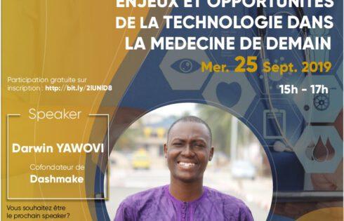 AfriStack organise une rencontre sur La Technologie et la Médecine de demain