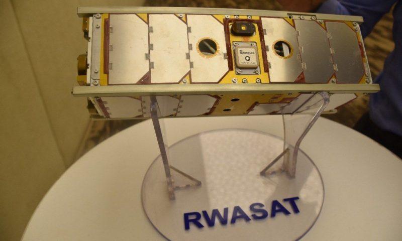 Rwanda : RWASAT-1 sera mis en orbite en novembre 2019