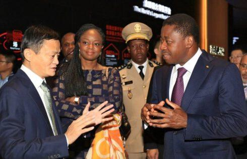 Jack Ma , le fondateur d'Alibaba attendu à Lomé pour un talk