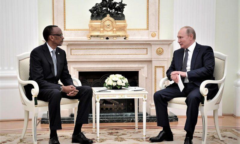 Rwanda : La Russie va construire un  centre pour la technologie nucléaire