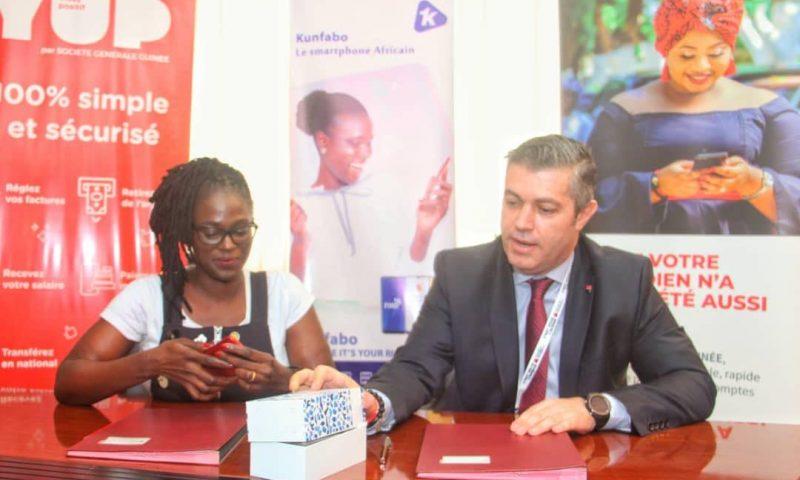 Bonnes nouvelles pour le smartphone africain Kunfabo