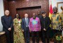 Conférence Netpreneurship : Jack Ma , Jet Li et Ban Ki Moon au Ghana
