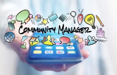 Trace recrute un Community Manager
