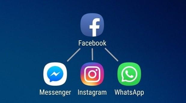 Les 4 applis les plus téléchargées de la décennie viennent de la firme Facebook