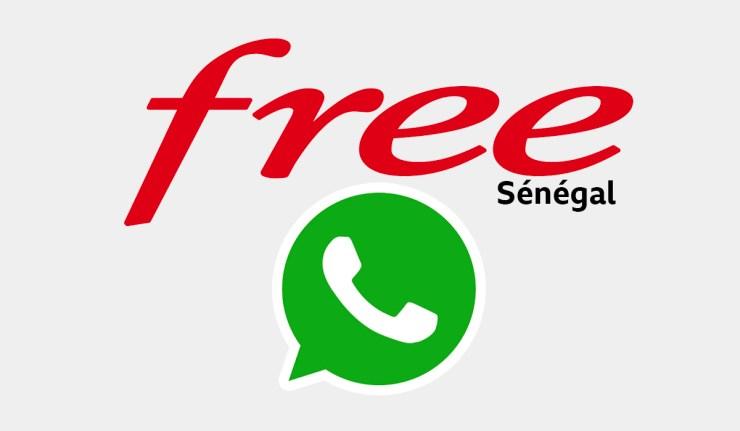 Sénégal : Sous pression, Free abandonne son offre WhatsApp gratuit