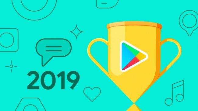 2019: Google Play Store dévoile ses meilleures applications