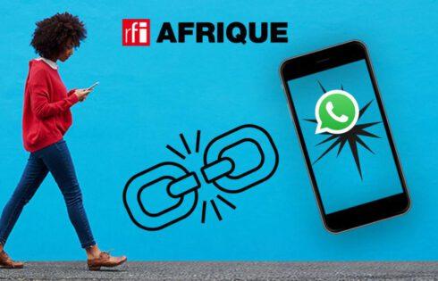 L'aventure RFI Afrique sur WhatsApp contrainte de prendre fin