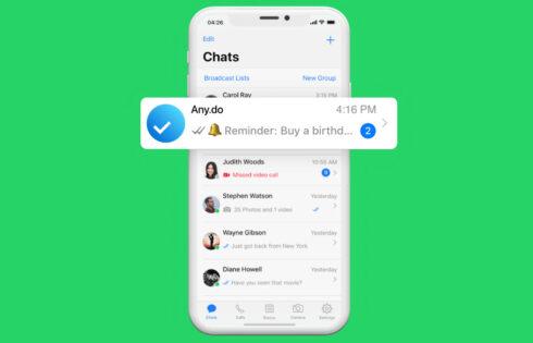 WhatsApp dispose désormais d'une nouvelle fonctionnalité